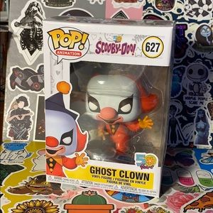 NIB Ghost Clown Funko Pop